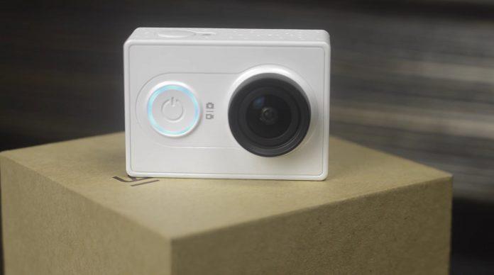 Обзор YI Action Camera Basic Edition