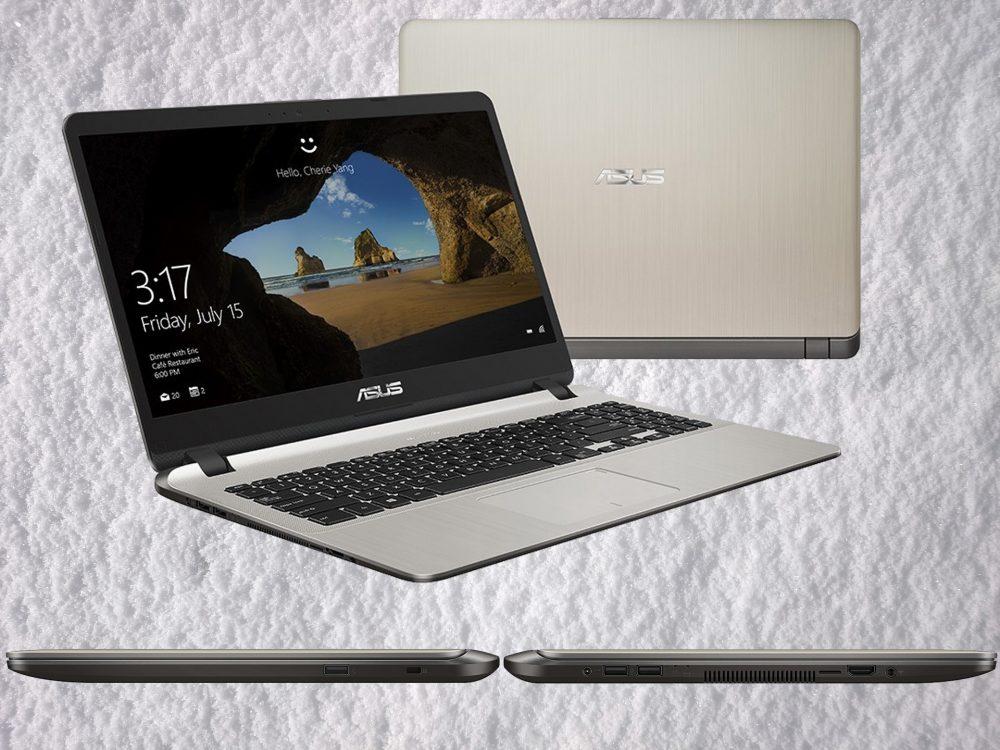 Дизайн ASUS X507MA