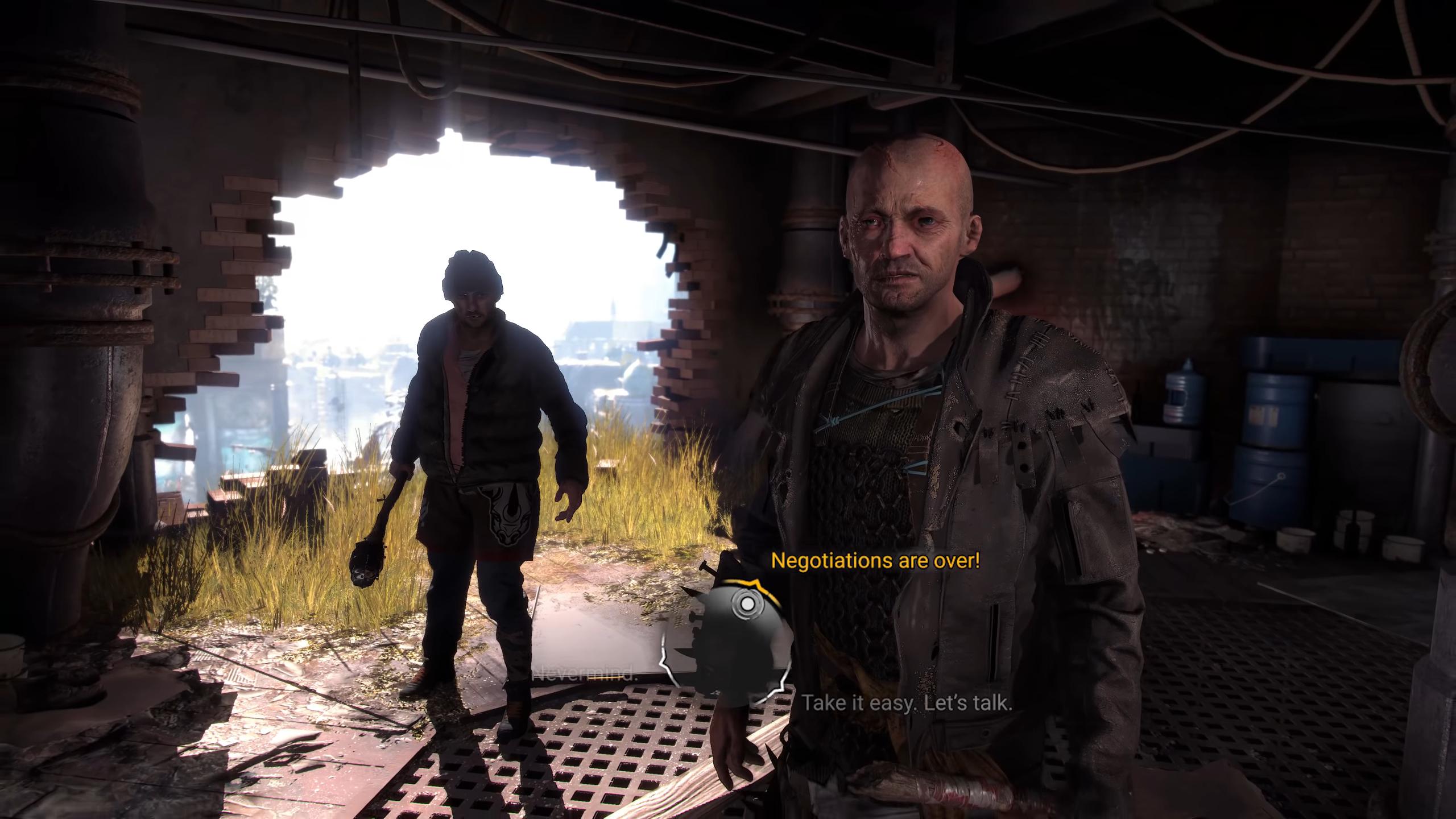 Общение важная часть игрового процесса