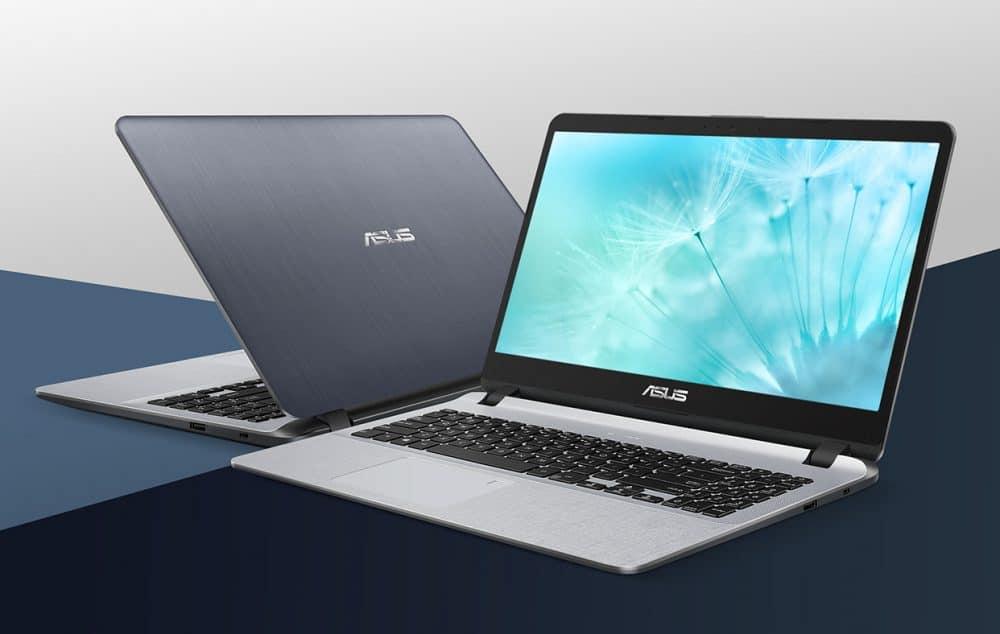 Дизайн ноутбука ASUS X507UA