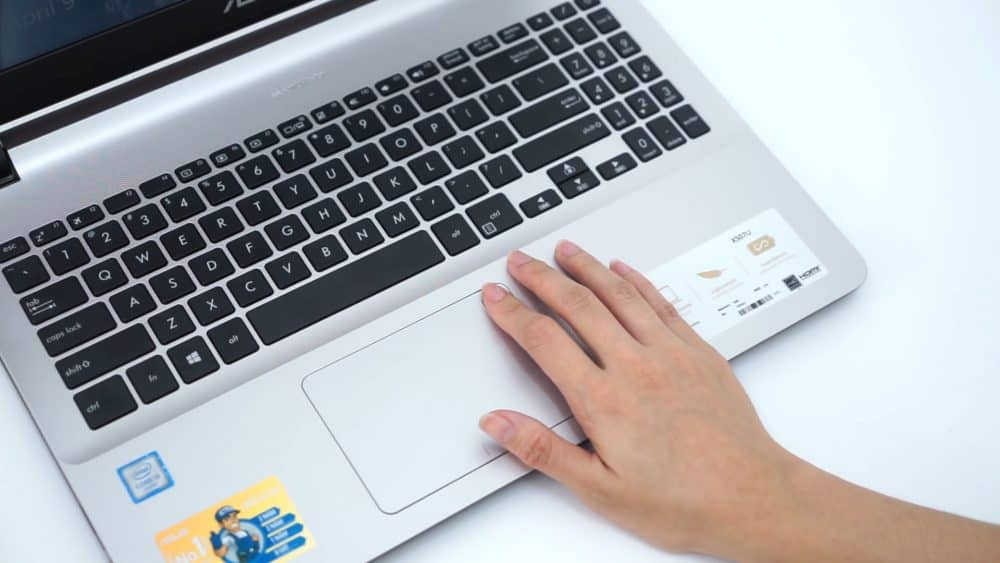 Клавиатура ASUS X507UA