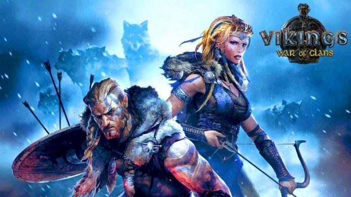 Обзор Vikings: War of Clans
