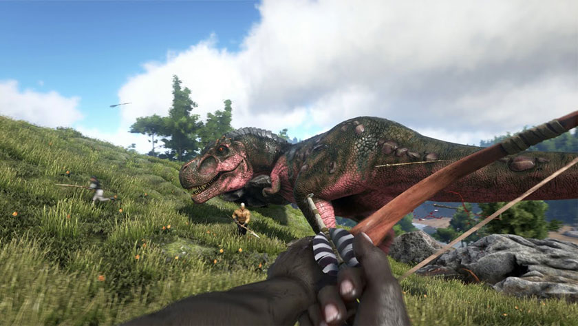 оружие ARK Survival Evolved