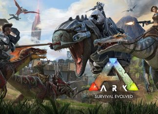 Обзор ARK Survival Evolved