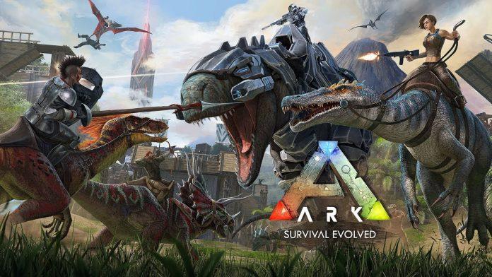 Обзор ARK Survival Evolved