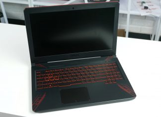 Обзор ASUS TUF Gaming FX504GD