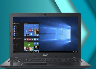 Обзор Acer ASPIRE E5-575G