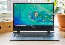 Обзор Acer SWIFT 7