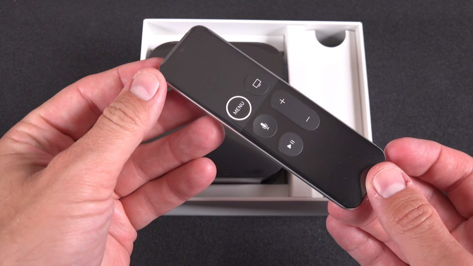 Сенсорный пульт Apple TV 4K