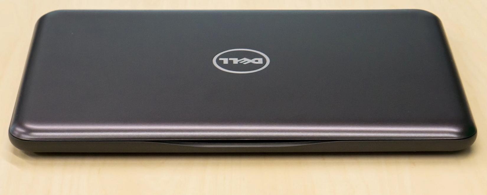 Ноутбук в сложенном виде