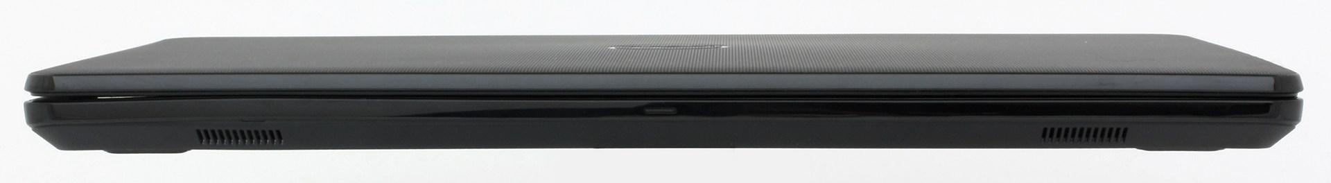 Сложенный ноутбук