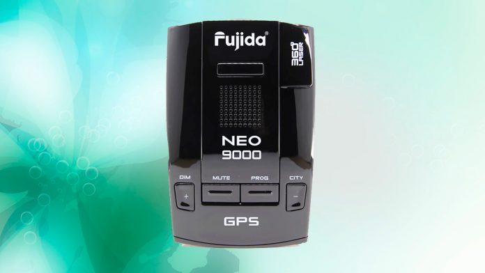 Обзор Fujida Neo 9000