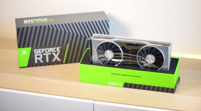 Обзор GeForce RTX 2080 Ti