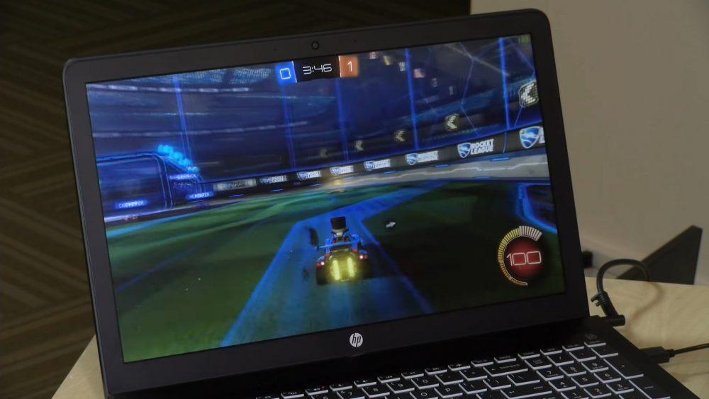 Экран HP 15-bs000