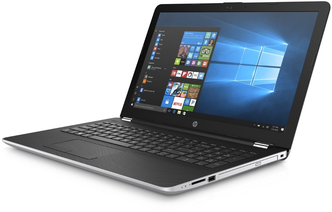 Дизайн HP 15-bs000