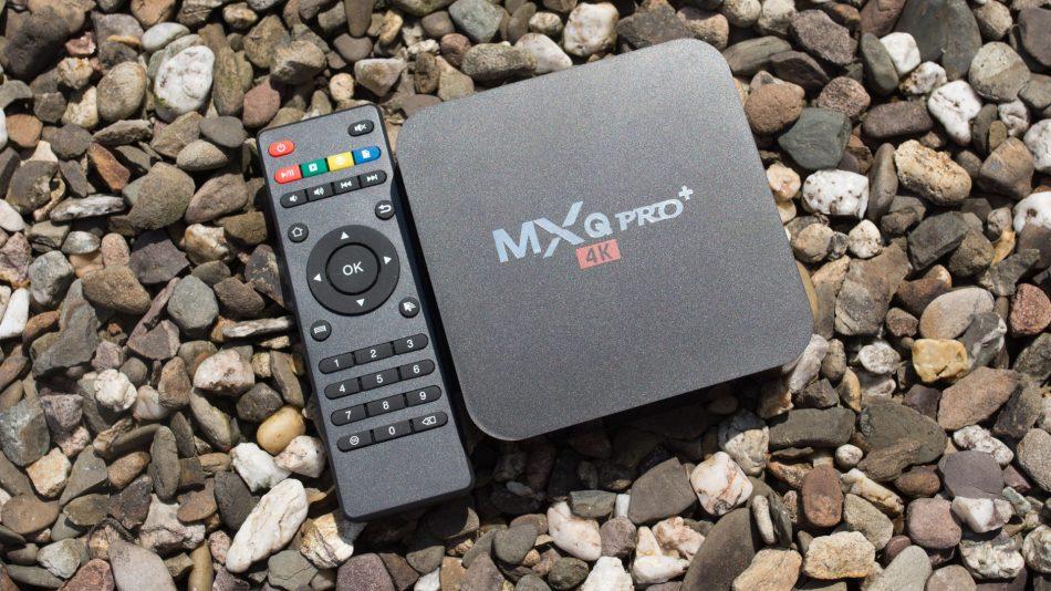 Внешний вид MXQ PRO 4K