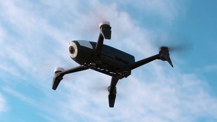 Обзор Parrot Bebop Drone 2
