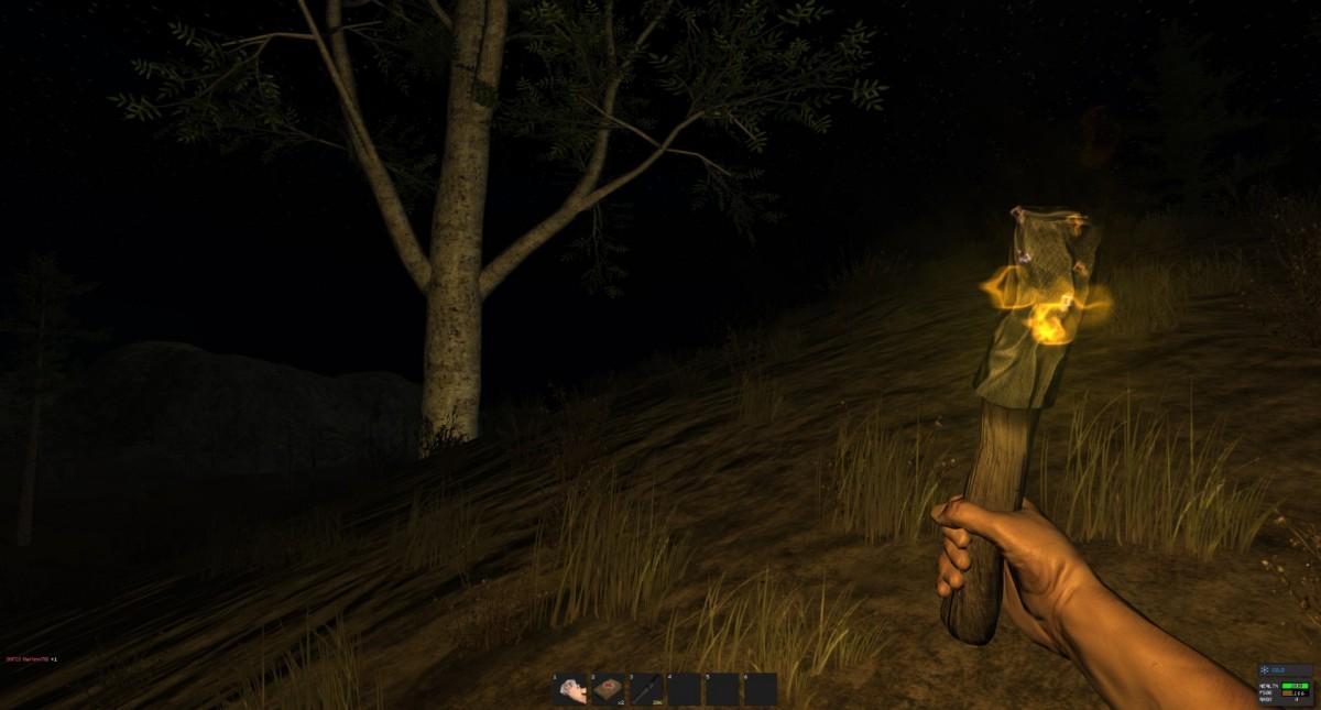 Ночь Rust