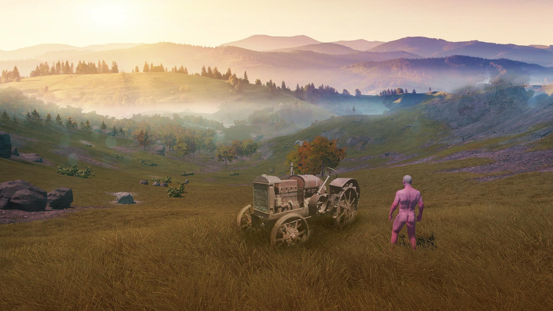 Игровой мир Rust