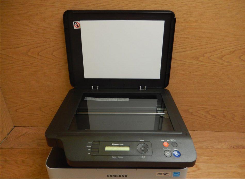 Сканер Samsung Xpress M2070W