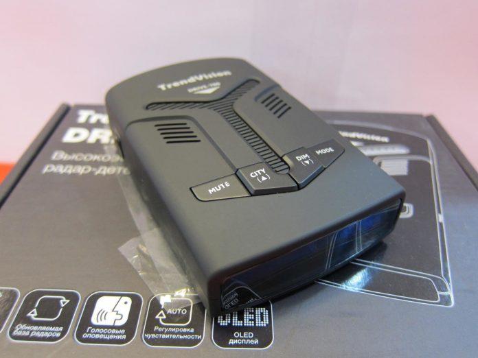 Обзор TrendVision Drive 500