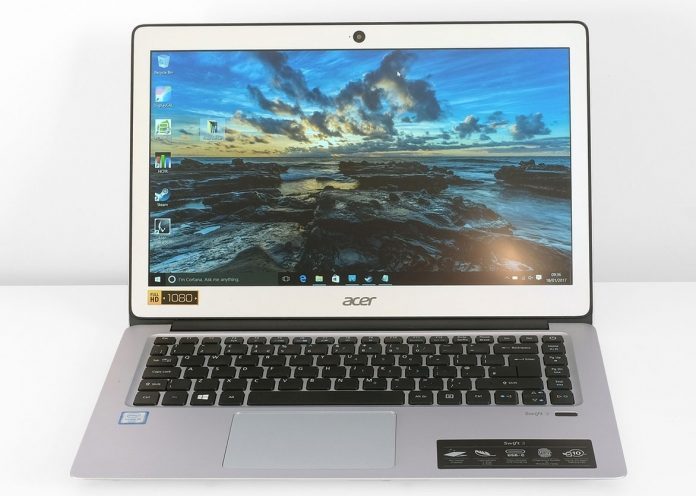 Обзор Acer Swift 3