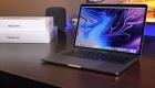 Apple MacBook Pro 13 Mid 2018 и заводская упаковка