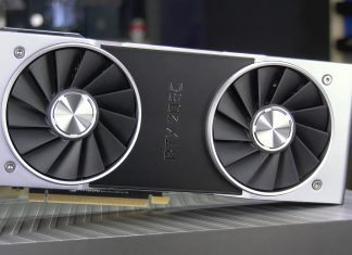Обзор GeForce RTX 2080