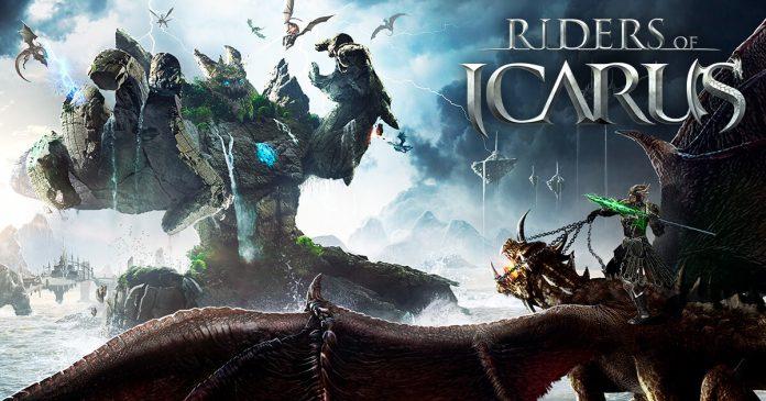 Обзор Riders of Icarus