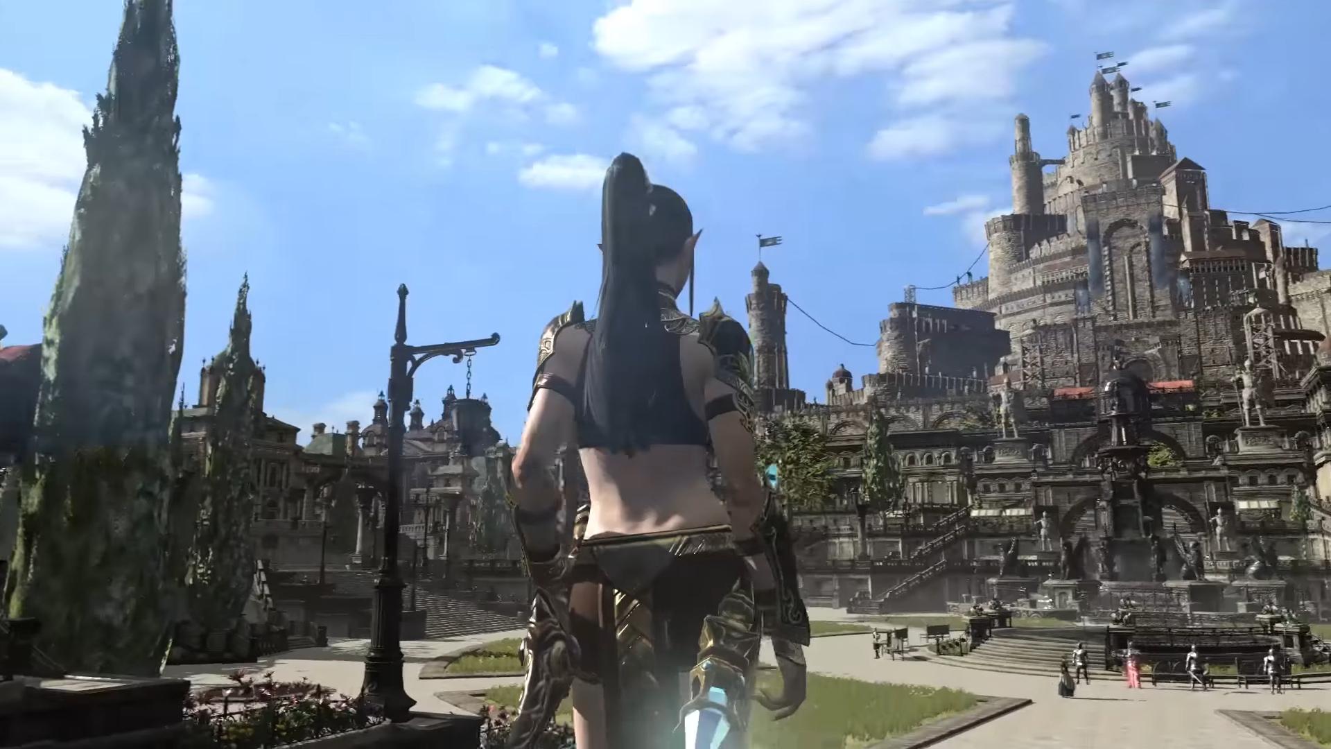 Шикарные локации в игре