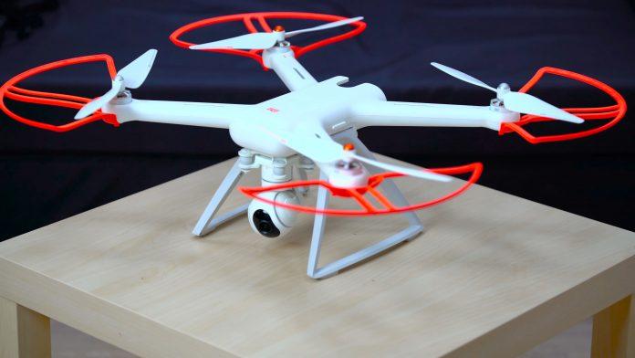 Обзор Xiaomi Mi Drone 4К