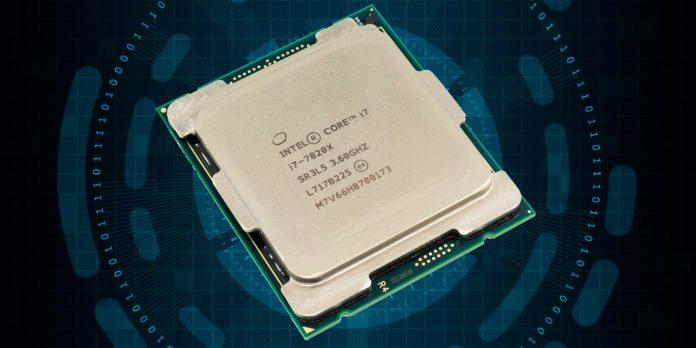 Обзор Intel Core i7-7820X