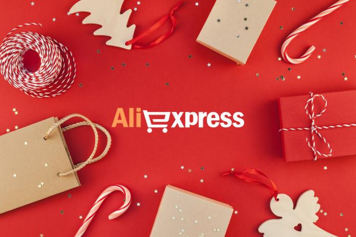 Новогодние подарки на Алиэкспресс