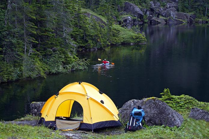 Лучшие палатки в 2019 году