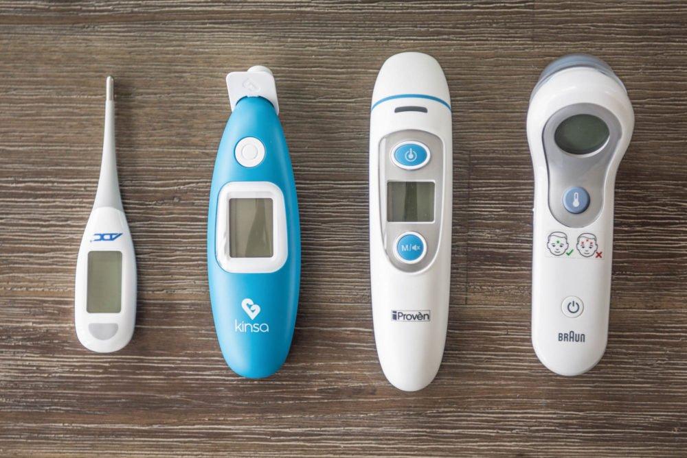 Рейтинг лучших медицинских термометров для детей и взрослых