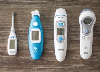Лучшие термометры для детей и для дома