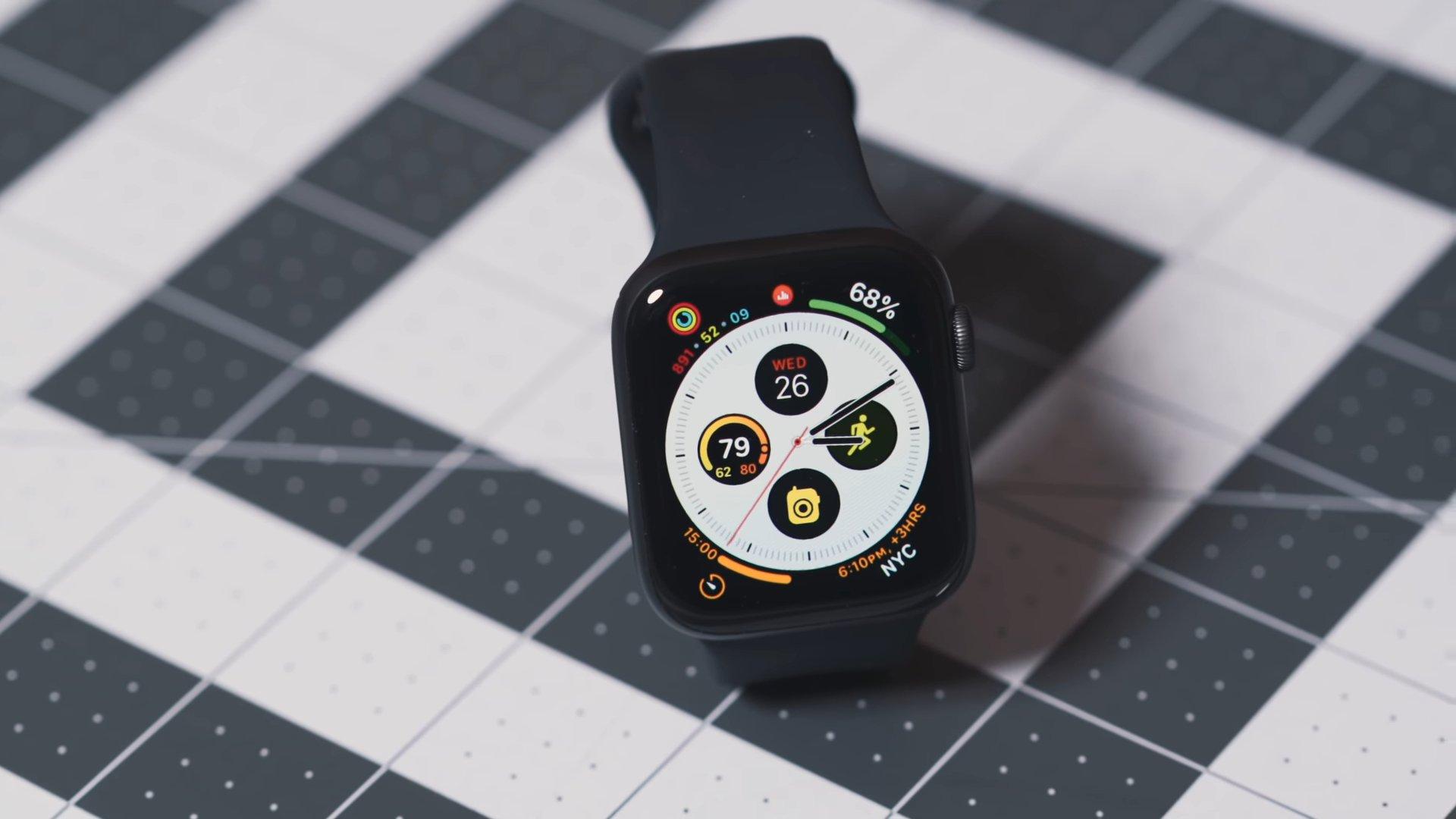 Стильный дизайн часов