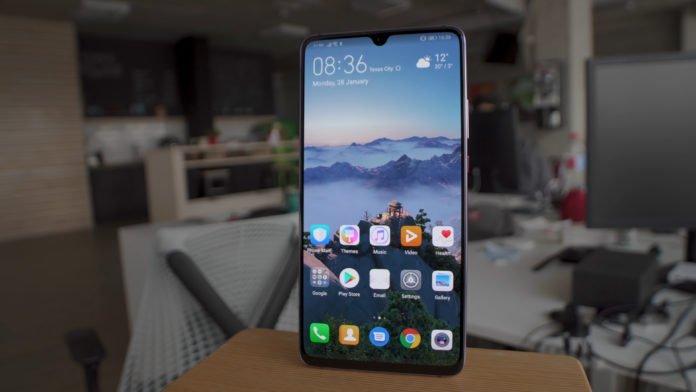 Обзор Huawei Mate 20X