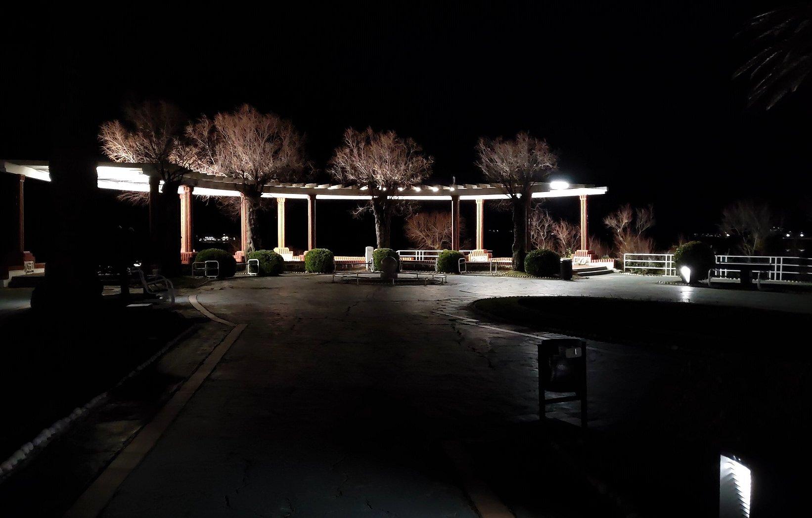 Снимок в ночное время