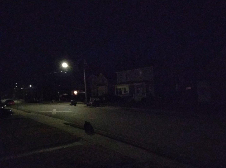 Фото в ночное время суток