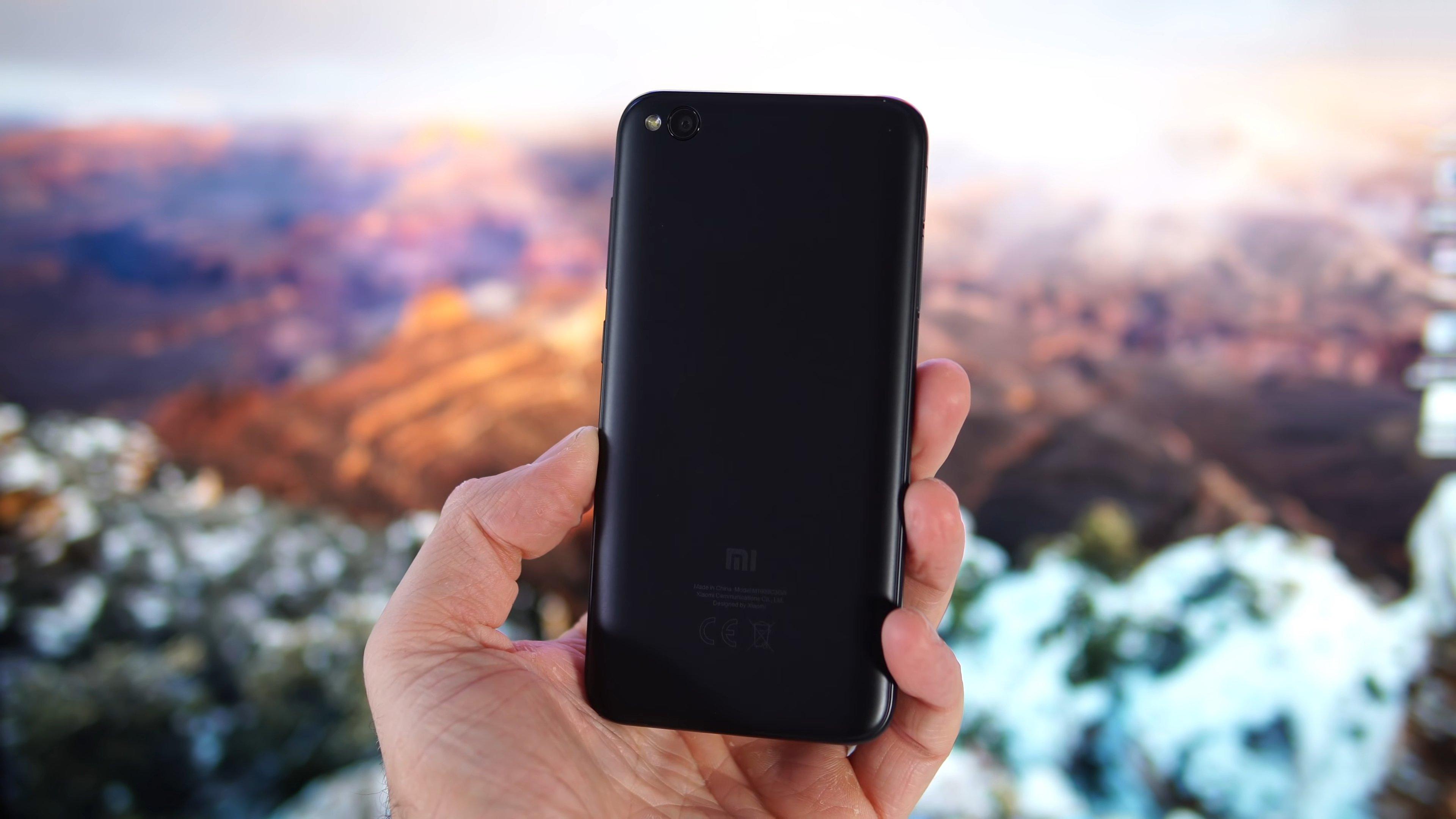 Задняя сторона смартфона