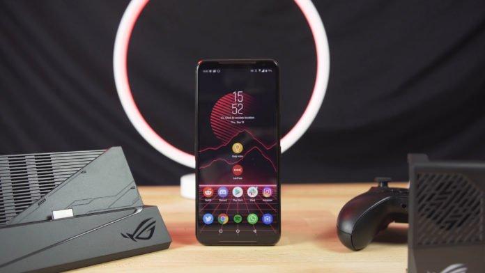 Обзор ASUS ROG Phone 2