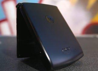 Обзор Motorola Razr 2019