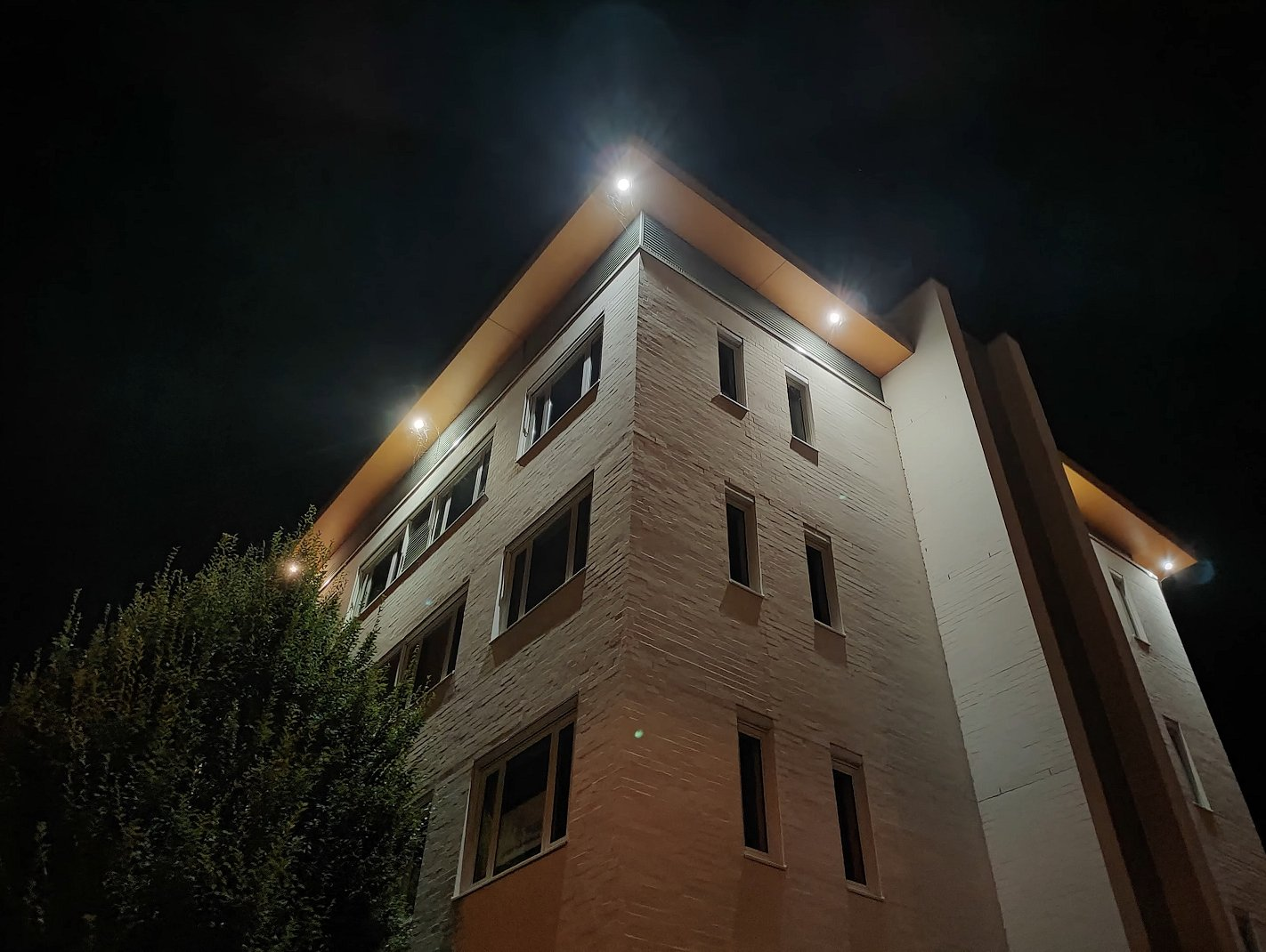 Фотография в ночное время