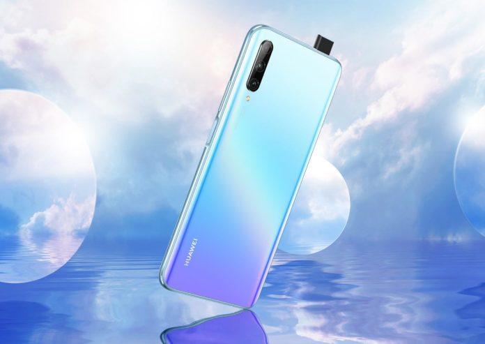 Внешний вид Huawei Y9s