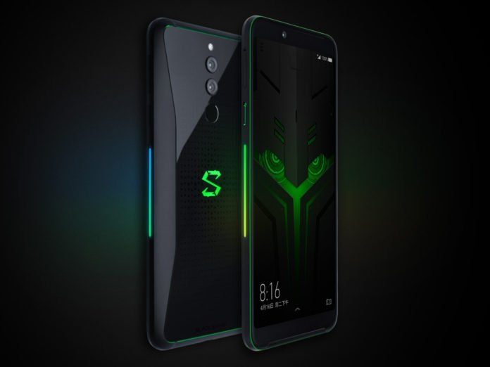 Игровой смартфон Xiaomi Black Shark 3