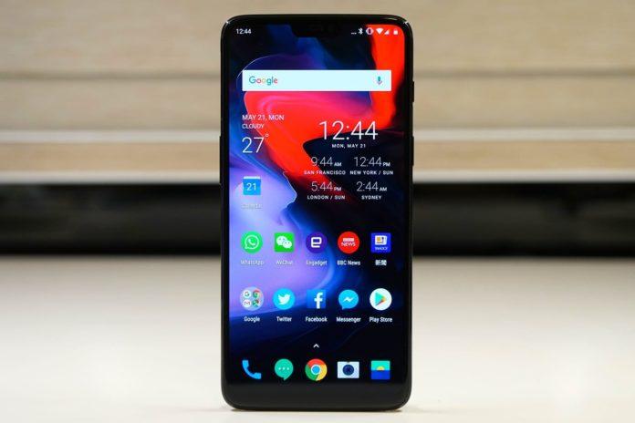 Внешний вид смартфона OnePlus