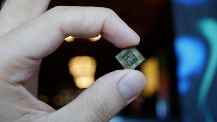 Внешний вид процессора MediaTek