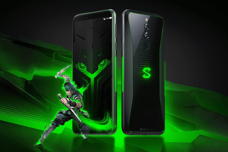 Как выглядит Xiaomi Black Shark 3