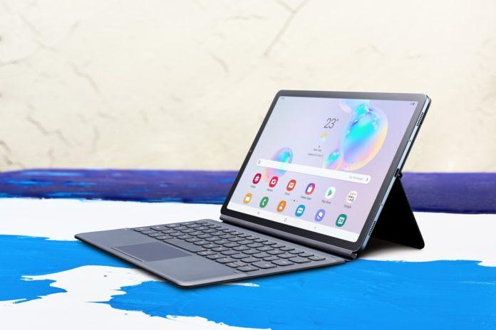 Внешний вид Samsung Galaxy Tab S6